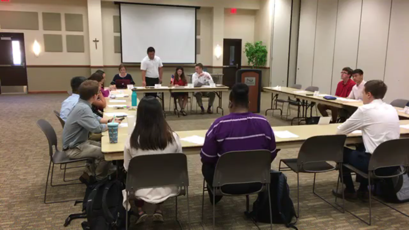 SGA fills three empty seats after election