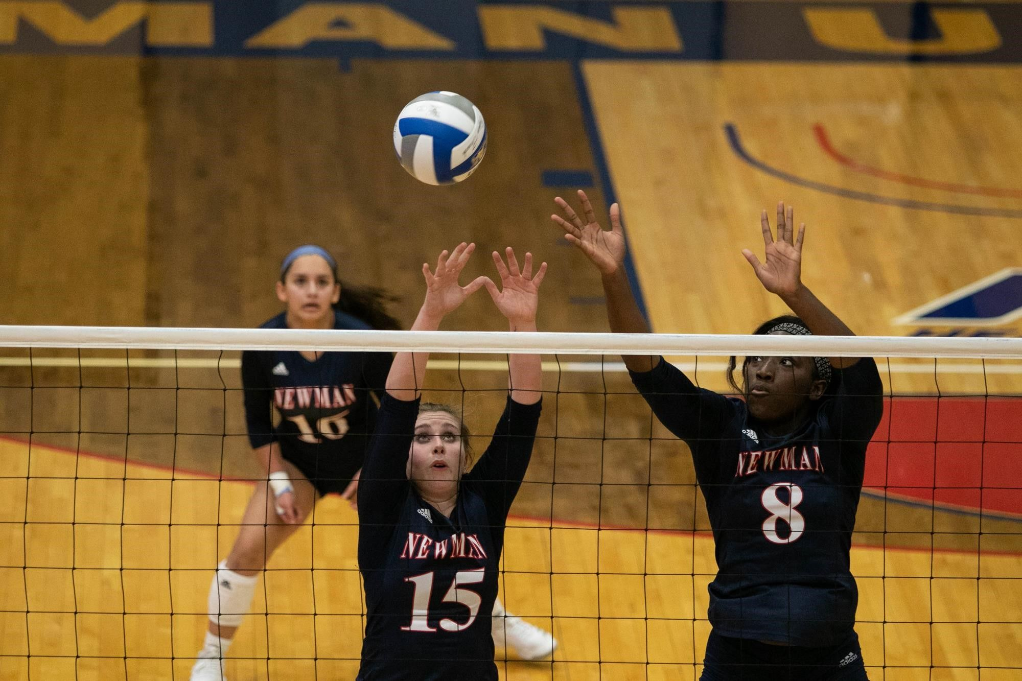 Newman volleyball struggles to take off