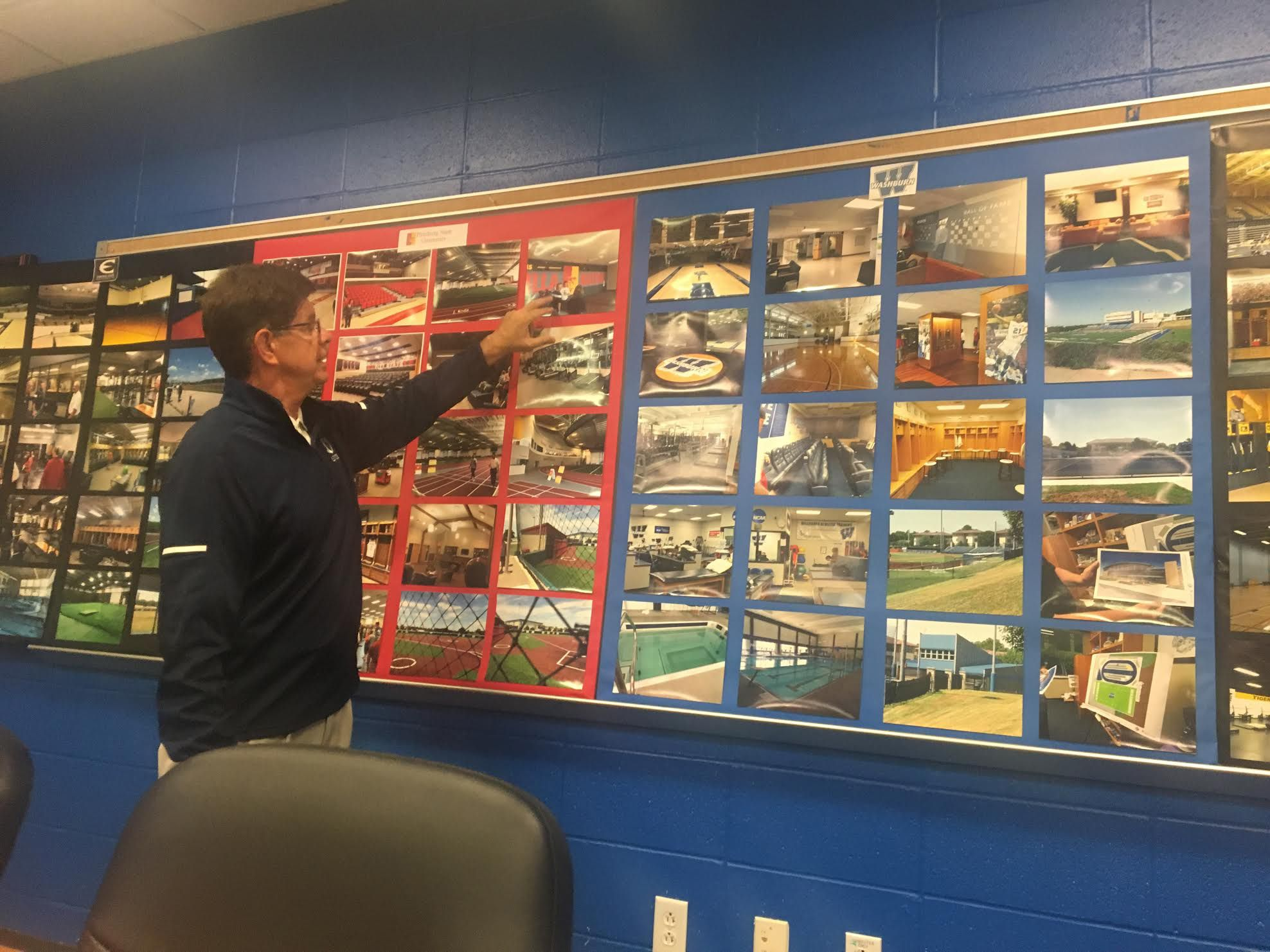 Planning process begins for new athletic facilities