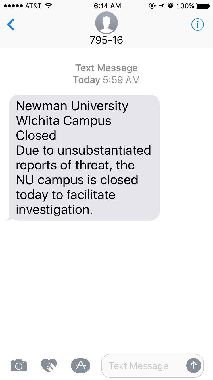 School closed after rumors of threat spread on campus