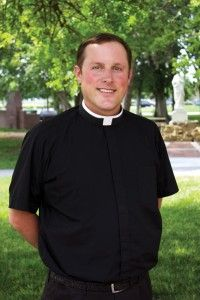Fr. Fog to be a priest by day, actor by night