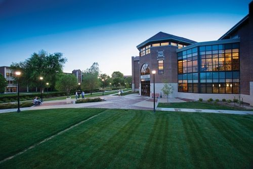 Newman University gains online rankings
