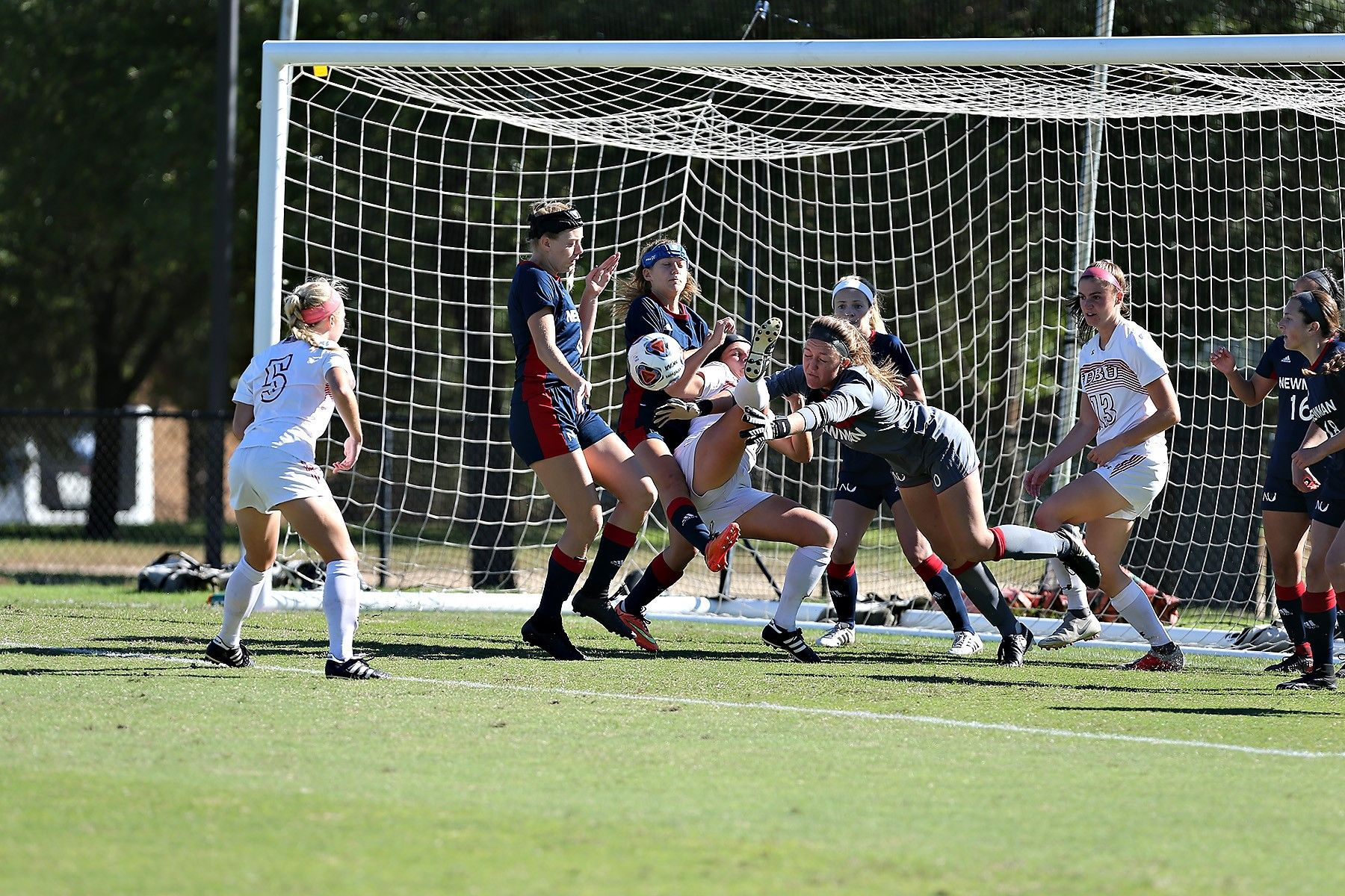 Women's soccer wraps up historic season