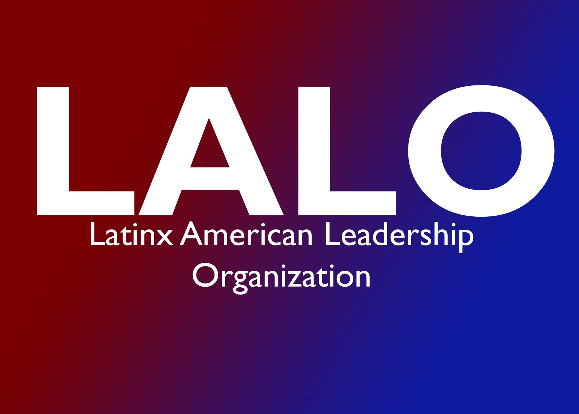 HALO to LALO: Cultural club changes name