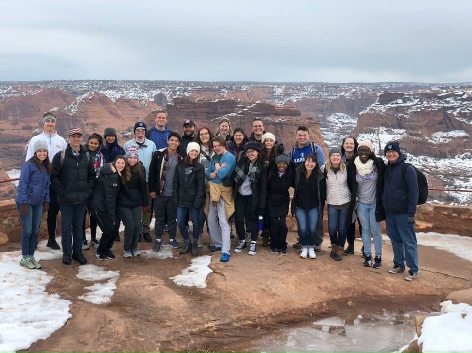 My winter service trip: a reminder of why we serve