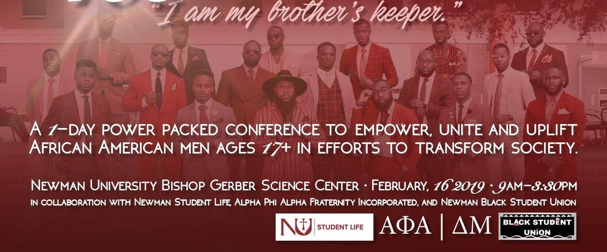 ICT Black Men Conference to take place at Newman