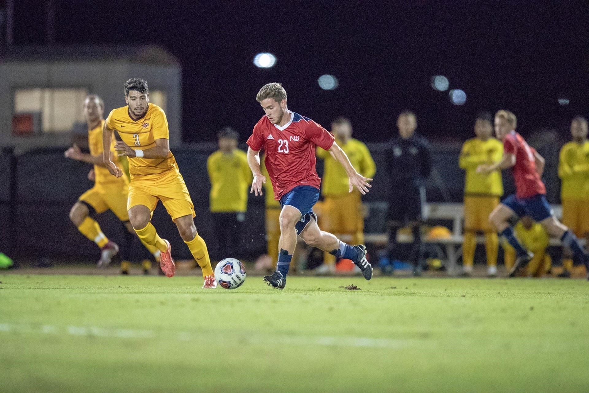 Men's soccer focuses on team culture during off-season