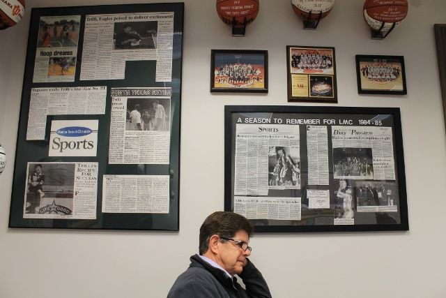 Interviews for director of athletics position begin