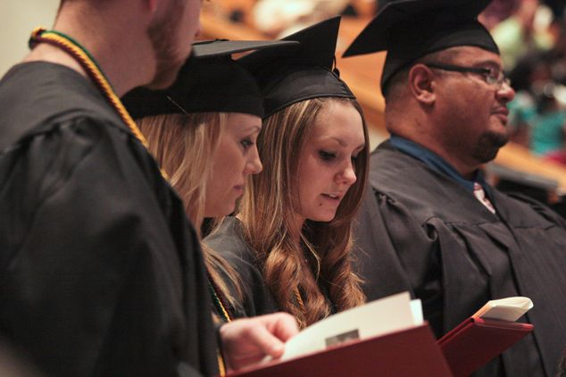 Honors grads to receive cord-ial attire