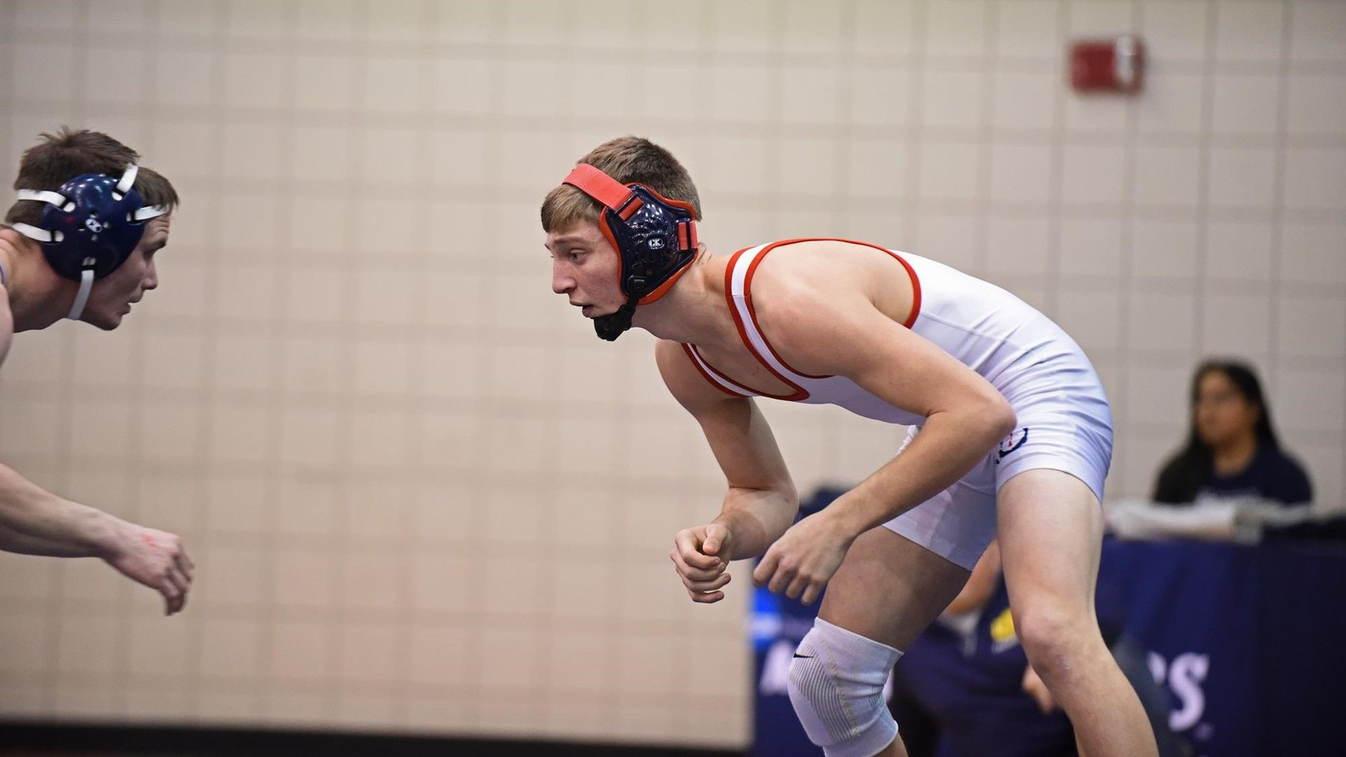 Wrestlers focus on fitness to prepare for the season