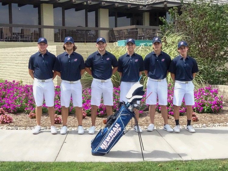 Men's golf gets first taste of MIAA conference play