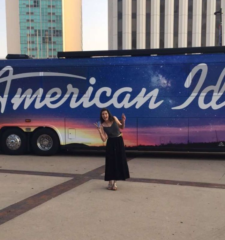NU students try out for American Idol