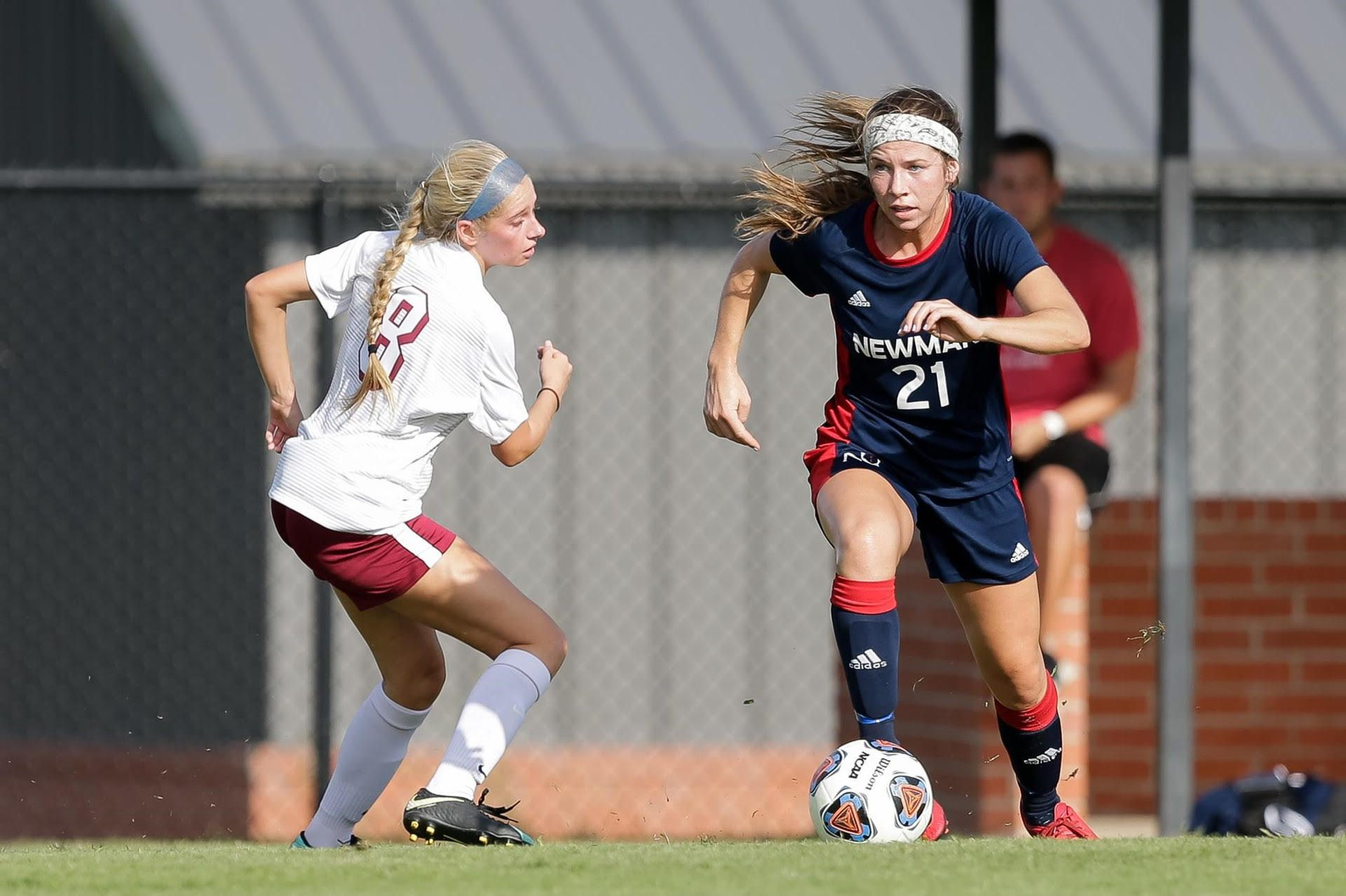 Women's soccer team has a lot to live up to after last season
