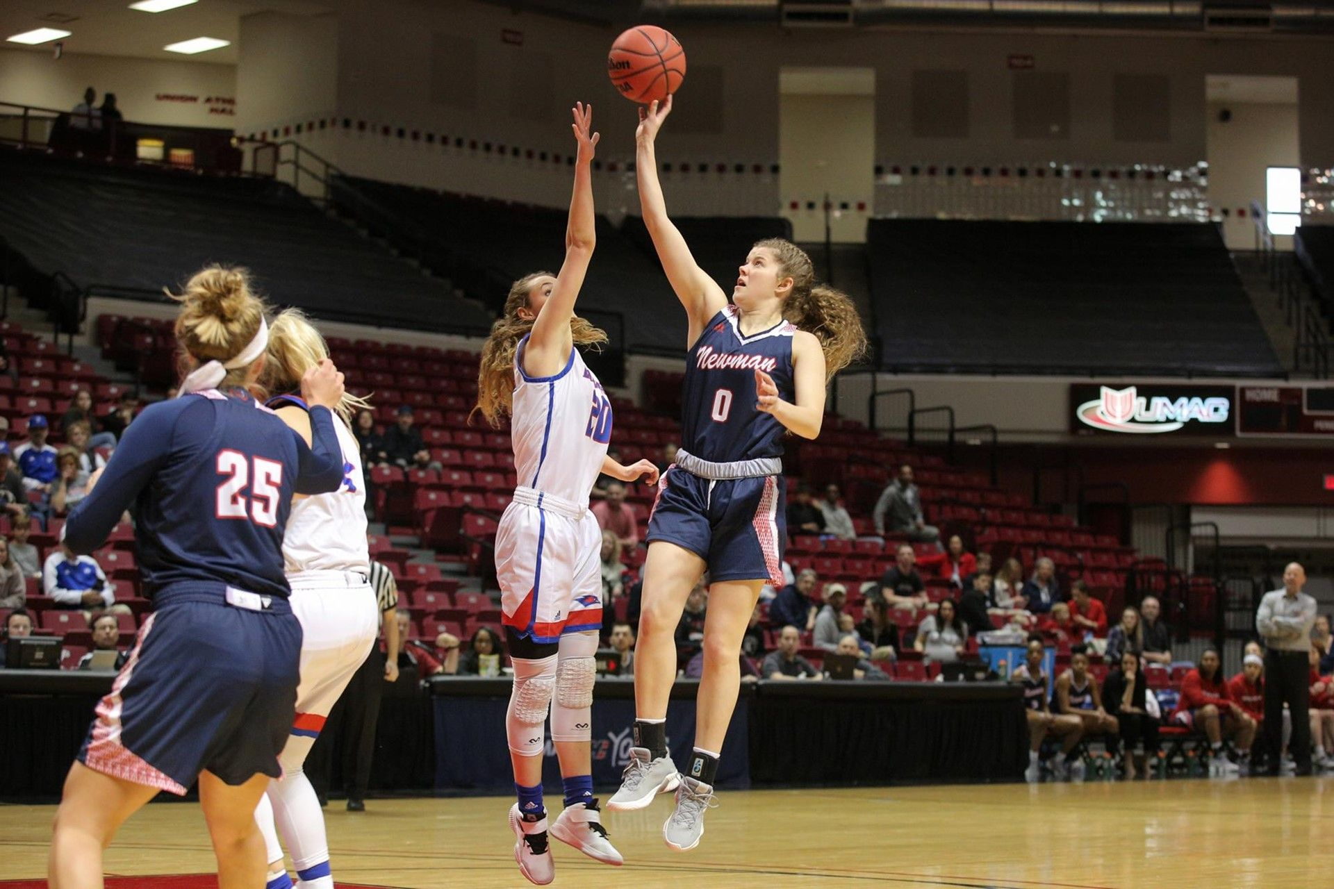 Women's basketball aims to care for 'People over Perfection'