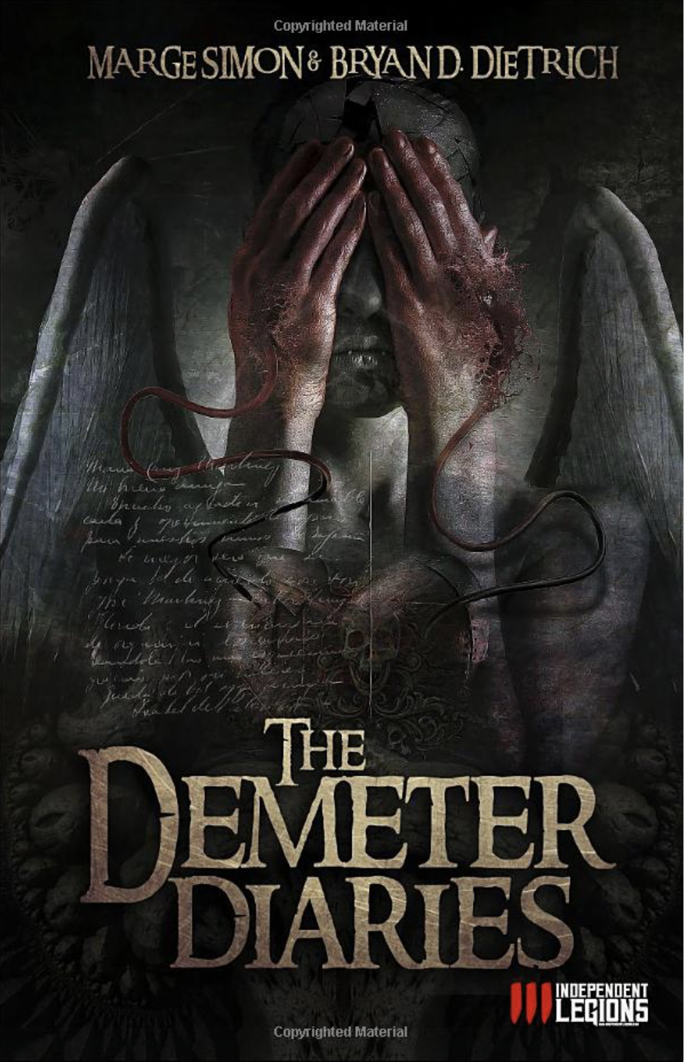 Professor Dietrich's 'The Demeter Diaries' gets published