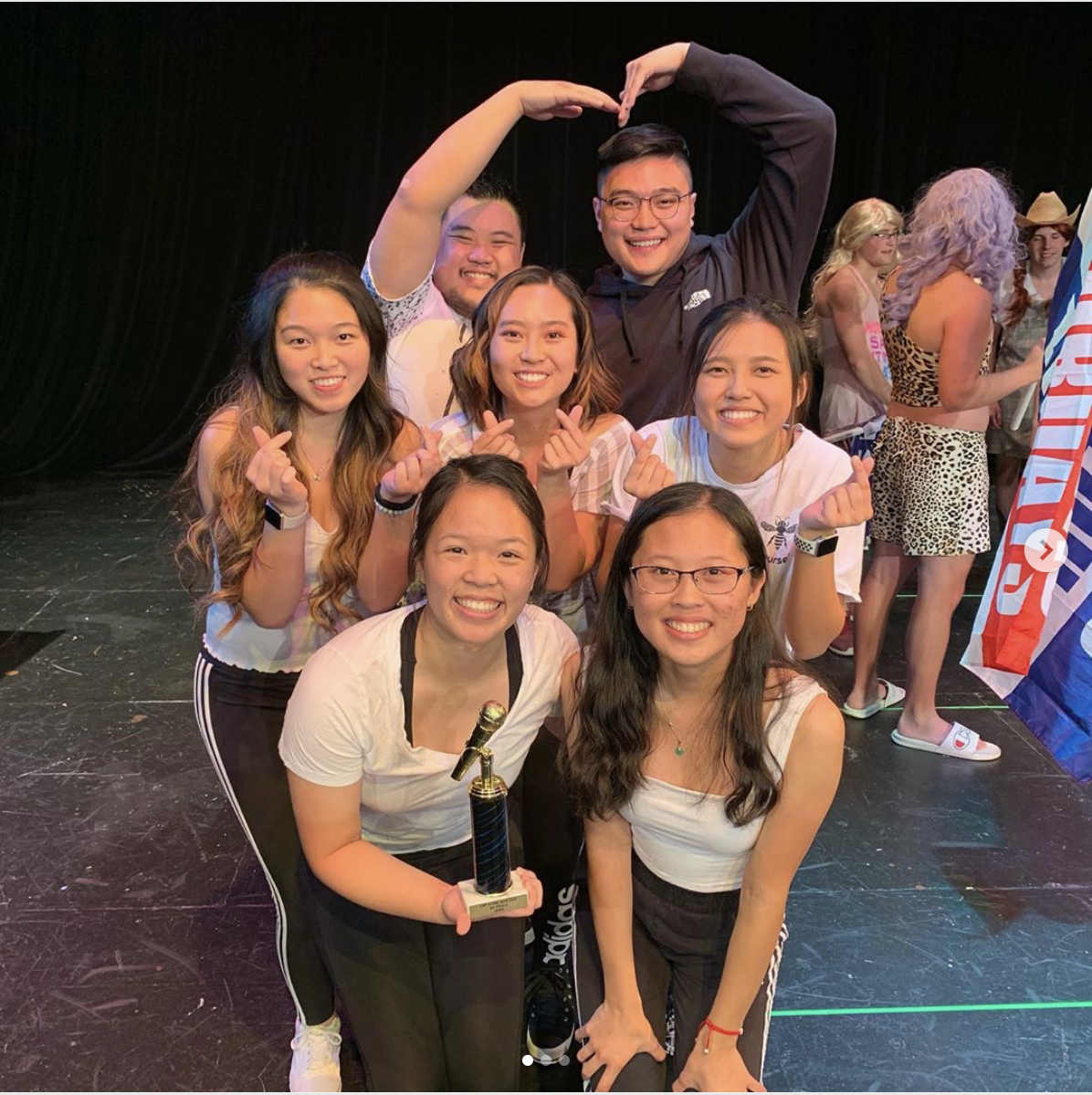 Asian Student Association is the lip sync battle champ