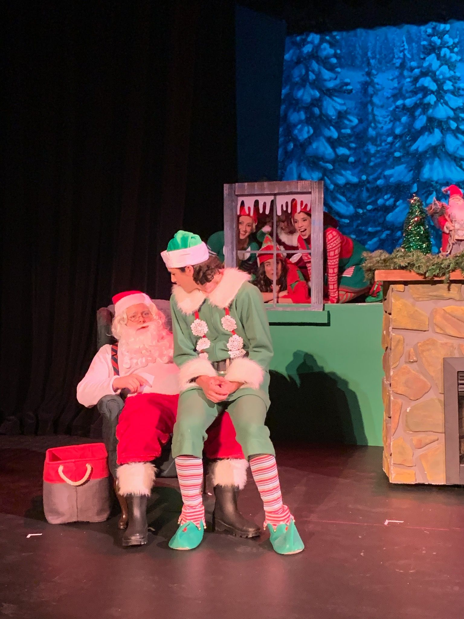 Catch Buddy the Elf on the stage this weekend