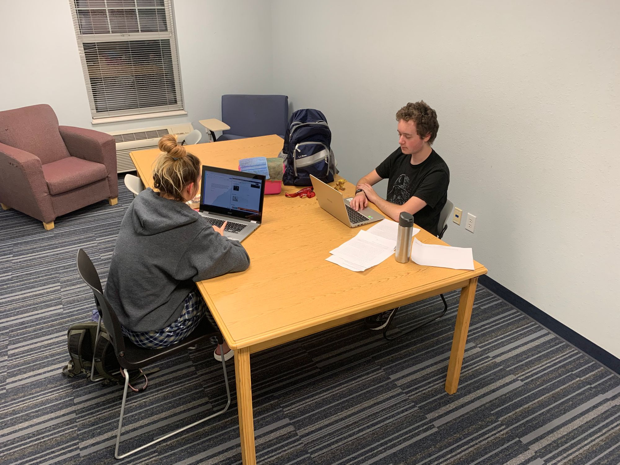 SGA votes to help pay for Res Hall printers