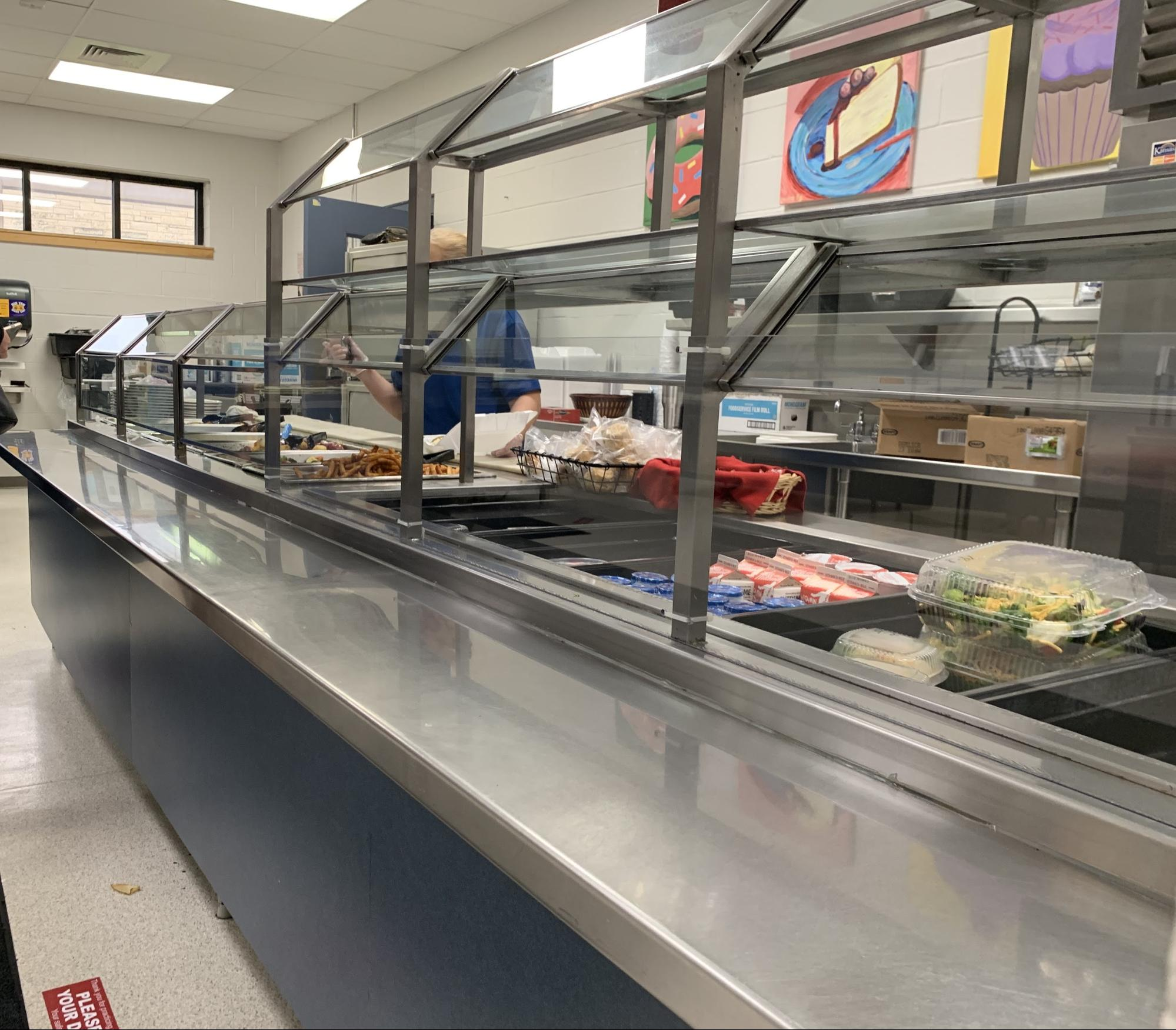 Pandemic forces change in Mabee Dining Center