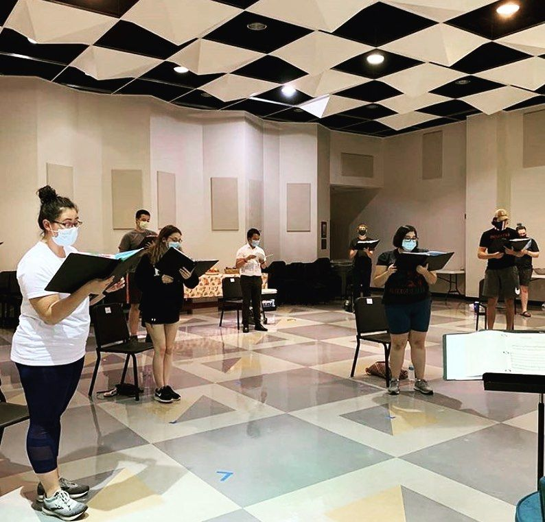 Music department tries to 'Come Alive' again