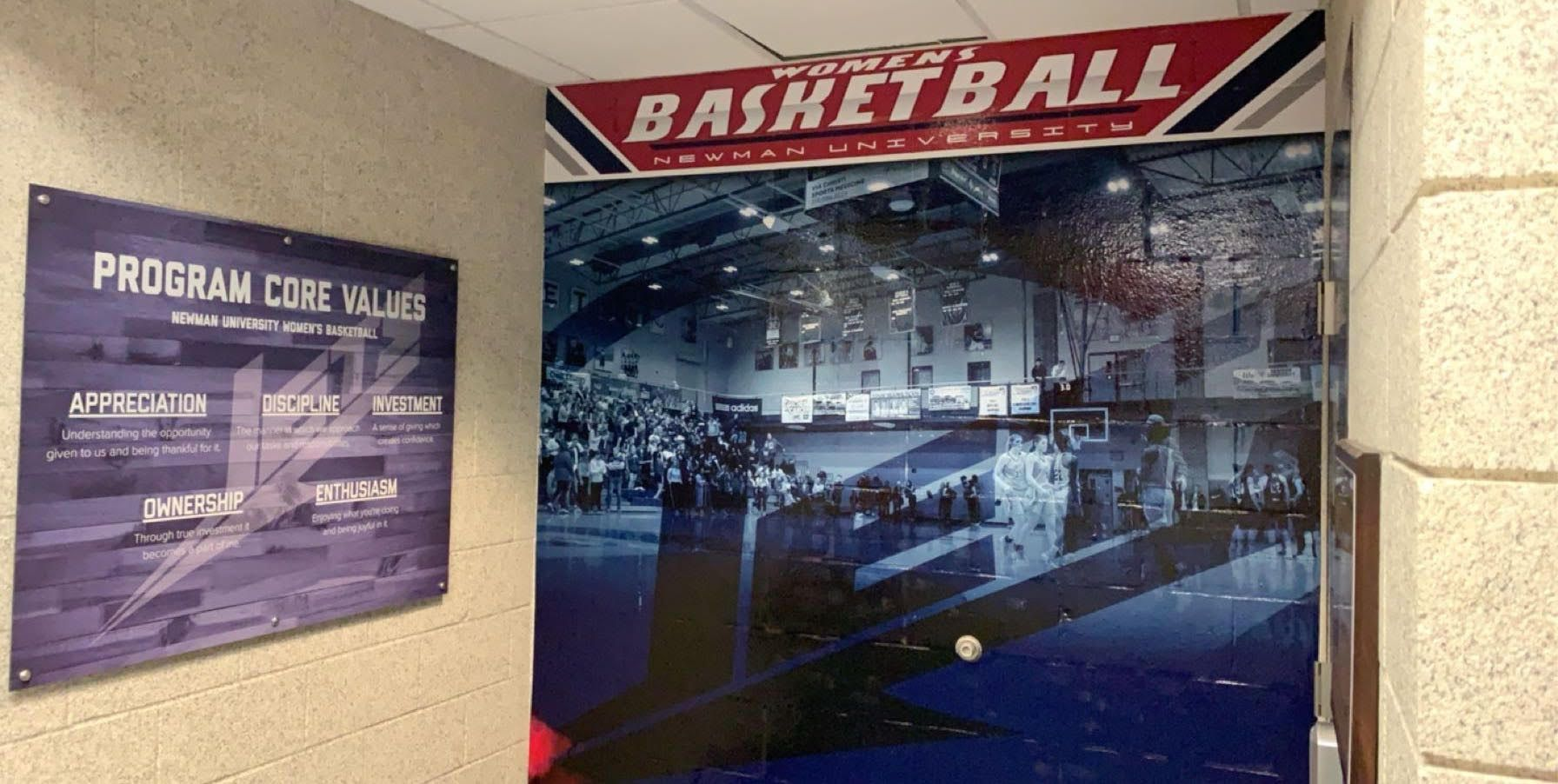 Cle-ology: Newman athletes appreciate facility improvements