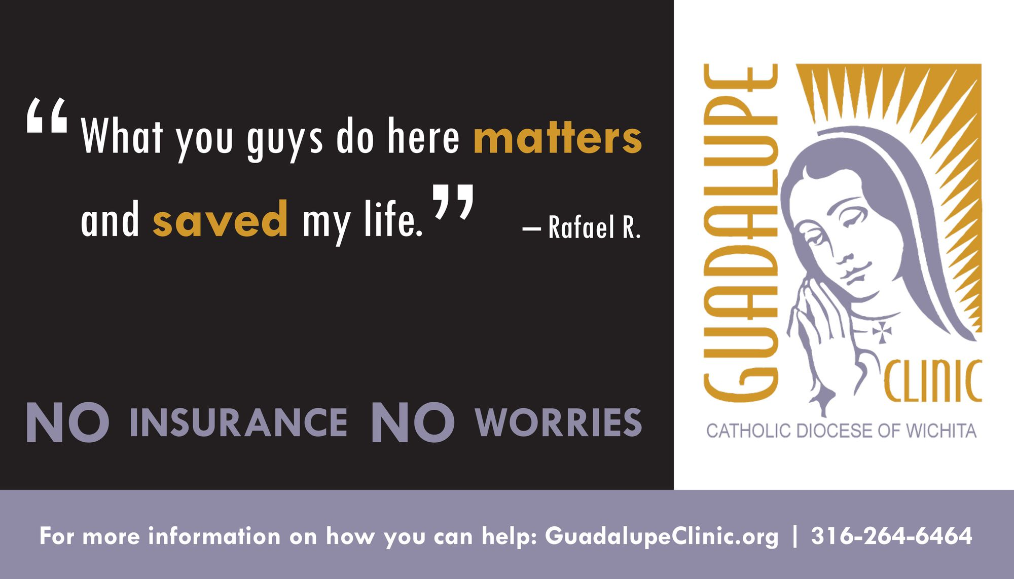 NU students find opportunities to volunteer at the Guadalupe Clinic