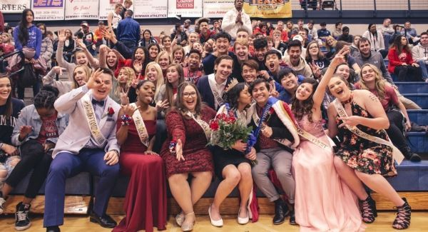 Meet some of the Homecoming King and Queen candidates
