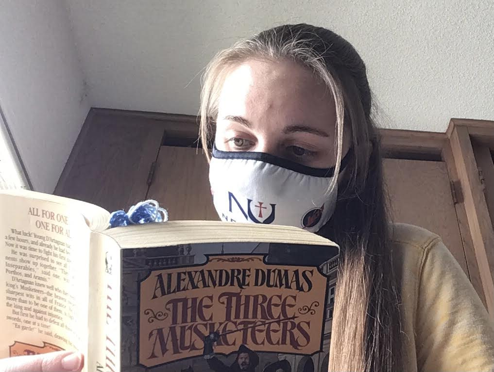 I'm an English major with no time to read