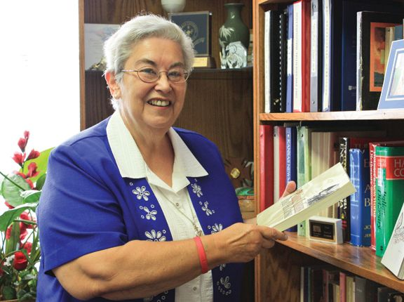 Sister Charlotte Rohrbach leaves behind a legacy of community