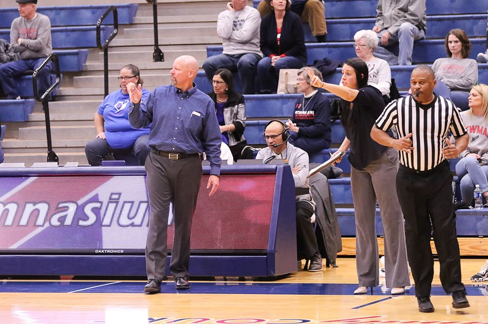 Women's head basketball coach resigns from position