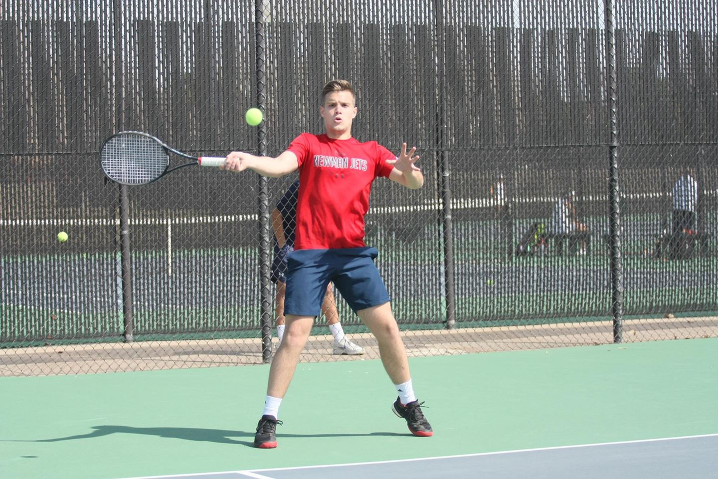 Tennis teams off to hot start headed into conference play