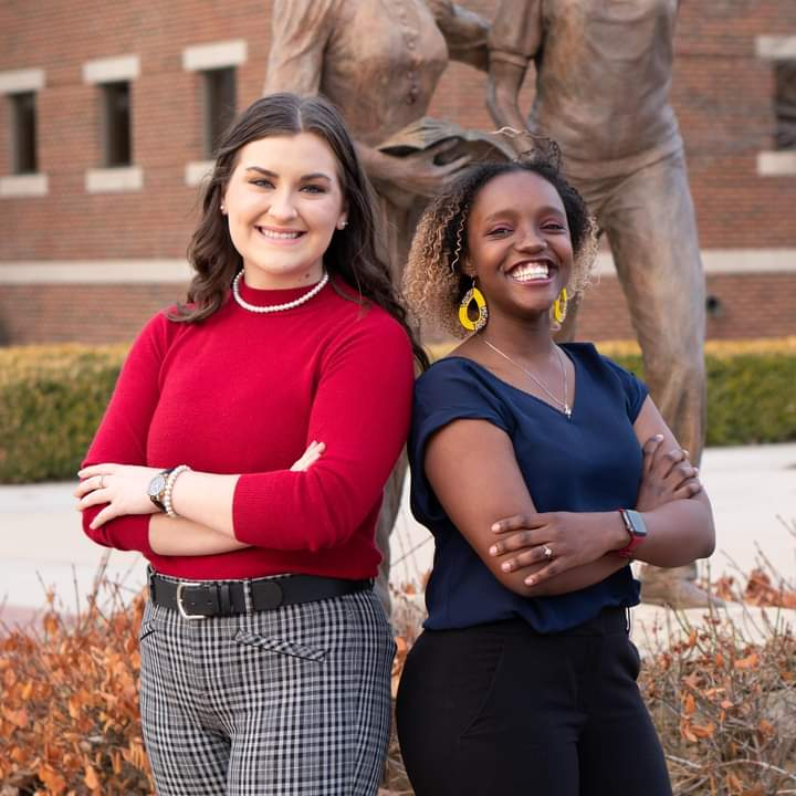 SGA president- and VP-elect ready to take office at end of April