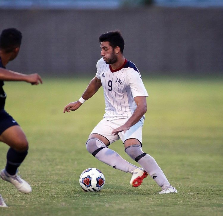 Men's soccer's latest 'War on 54' ends with a tie