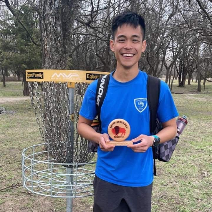 Two Newman disc golf club members place high in Cowskin Classic