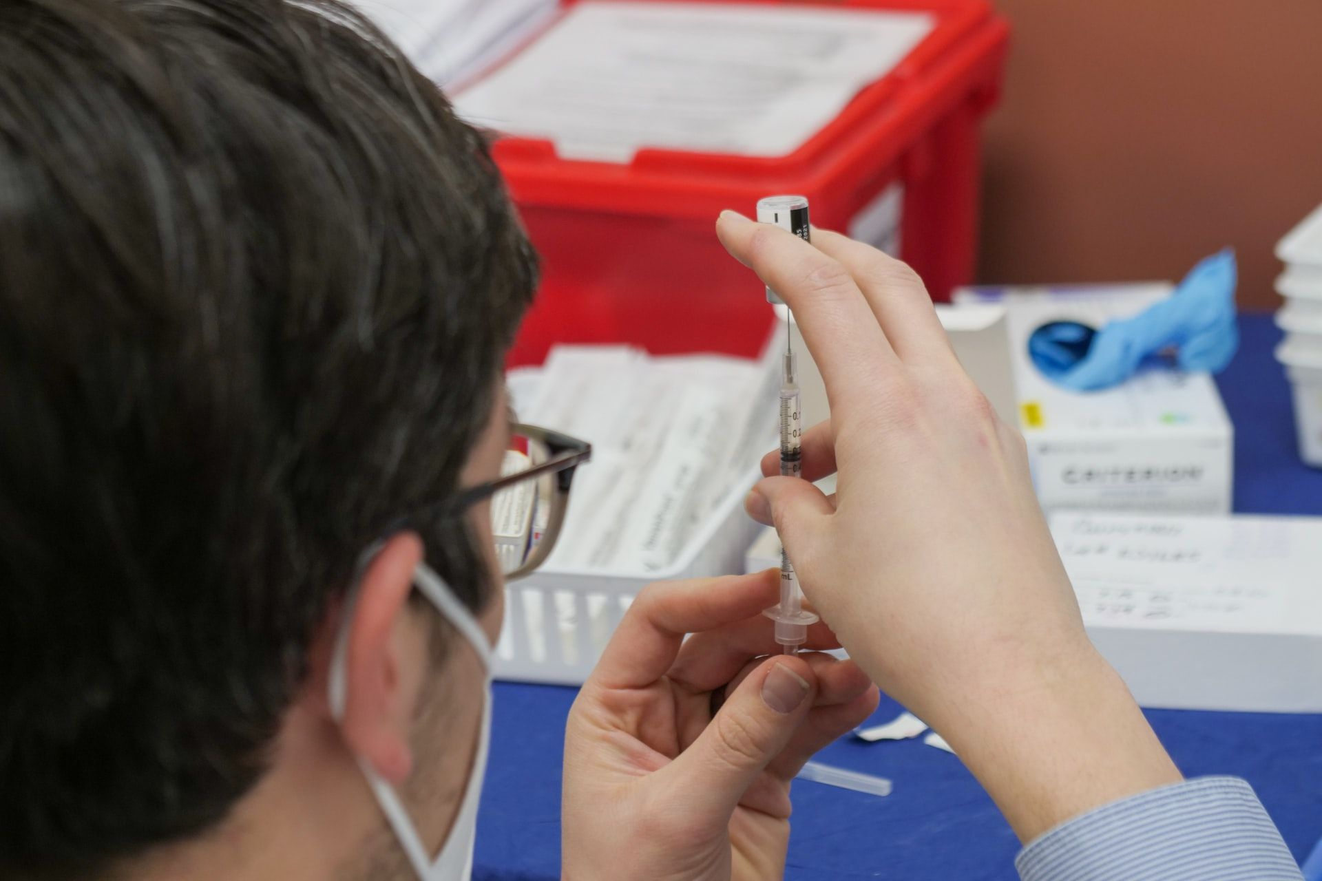 COVID-19 vaccination clinic to be held at Newman today