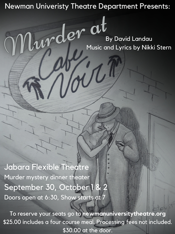 Catch a killer and a bite to eat at NU's murder mystery