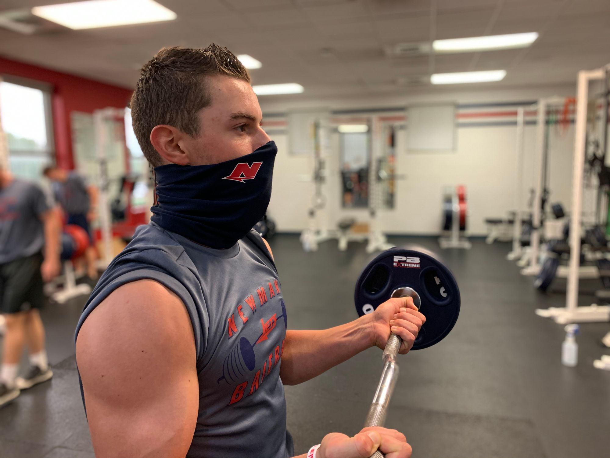 Newman athletics aims for a 'normal-is' year