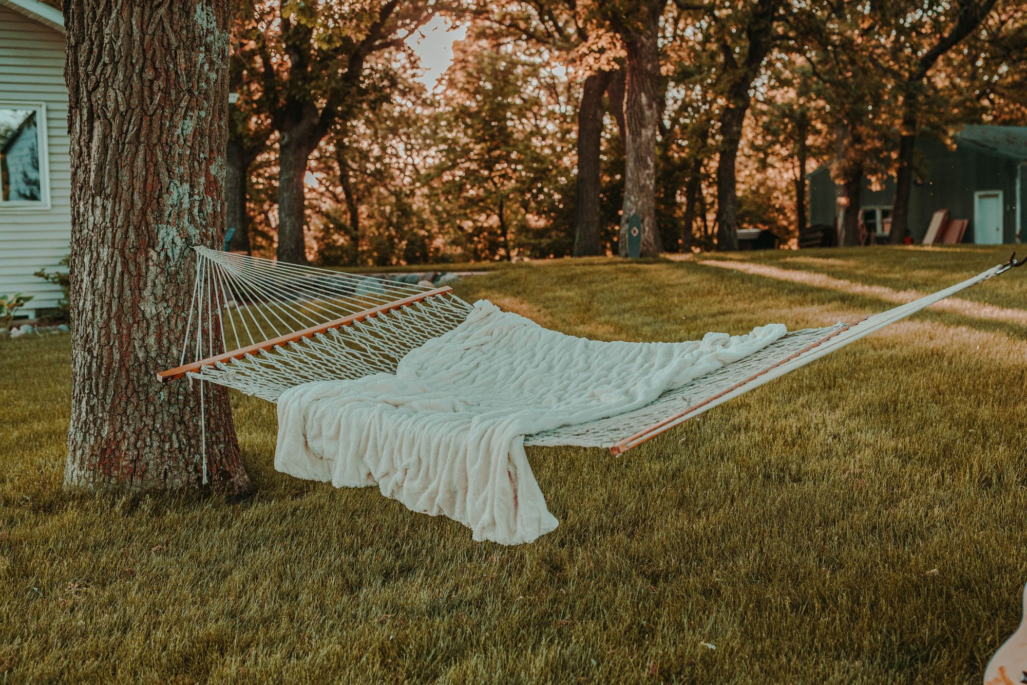 The Ty-rade: Our campus has an alarming lack of hammocks