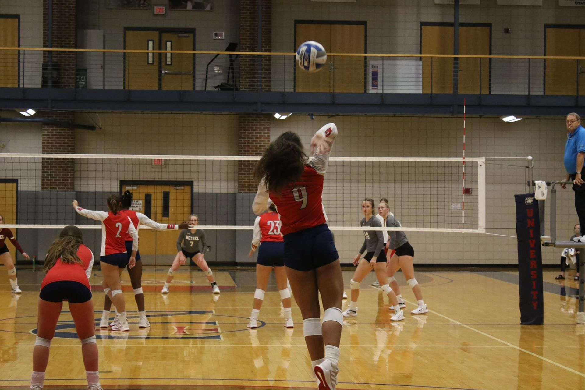 Newman volleyball off to a hot start in the 2021 season